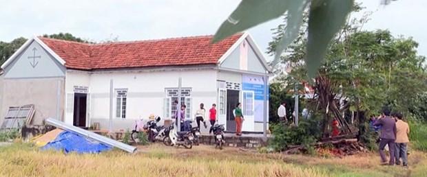 Programa de la ONU para el Desarrollo presta asistencia a vietnamitas afectados por tormenta hinh anh 1