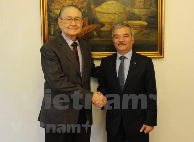 Asume Vietnam presidencia del Comite de la ASEAN en Mexico hinh anh 1