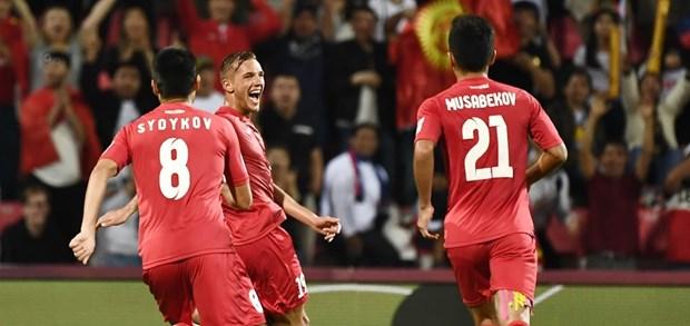 Gano Vietnam ultimo boleto para ronda eliminatoria de Copa Asiatica 2019 hinh anh 1