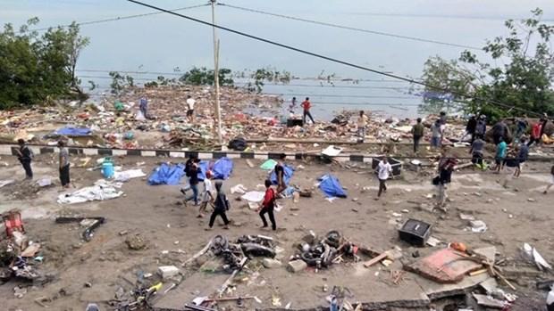 Advierte agencia de meteorologia de Indonesia sobre desastres naturales en temporada de lluvias hinh anh 1