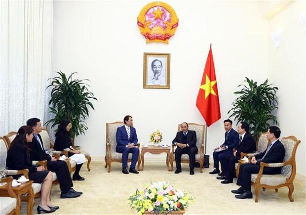 Aspira Vietnam a cooperar con Singapur en sector de innovacion hinh anh 1