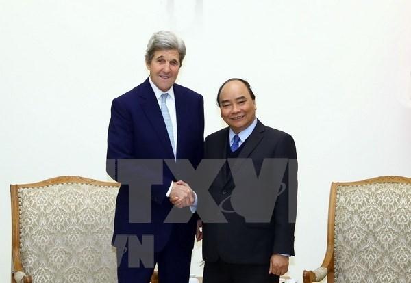 Prioriza Vietnam desarrollo de energias renovables, afirma Premier hinh anh 1