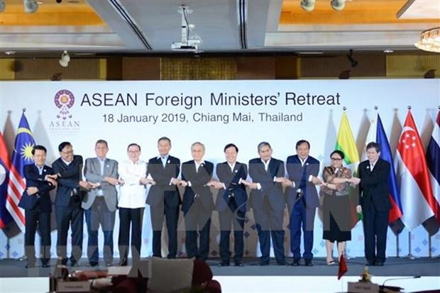 ASEAN por construir una comunidad digital en la cuarta revolucion industrial hinh anh 1