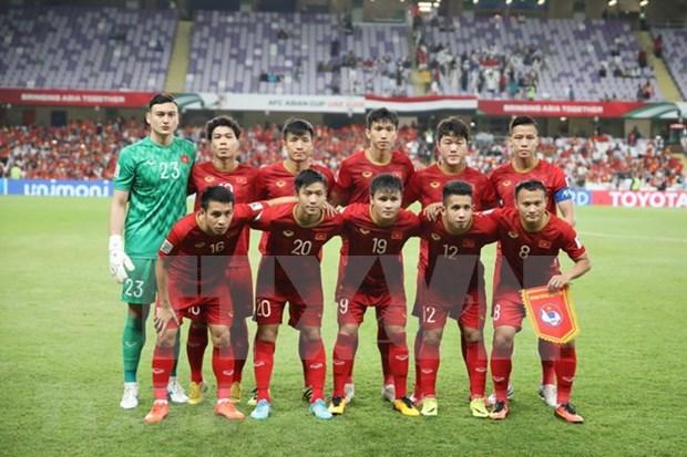 Aprecia la FIFA esfuerzos de Vietnam en Copa Asiatica de futbol hinh anh 1