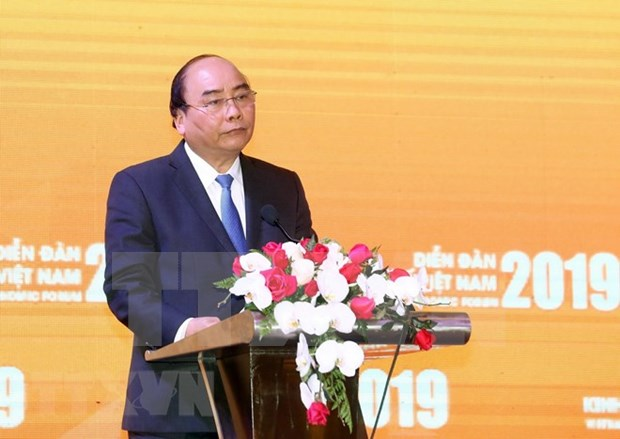 Desarollo sostenible es condicion vital para el rapido crecimiento del pais, afirma Premier vietnamita hinh anh 1