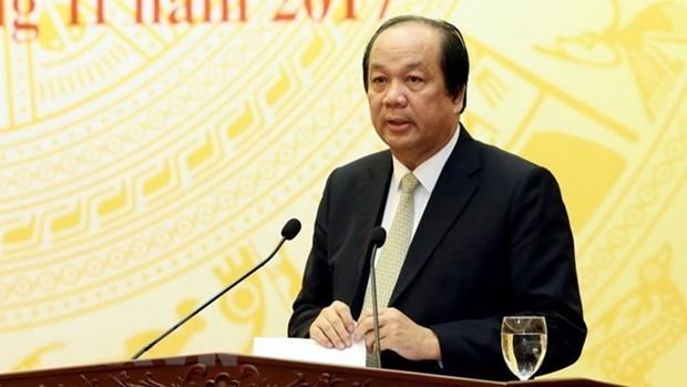 Celebran en Hanoi seminario sobre preparacion de Vietnam para Gobierno digital y datos abiertos hinh anh 1