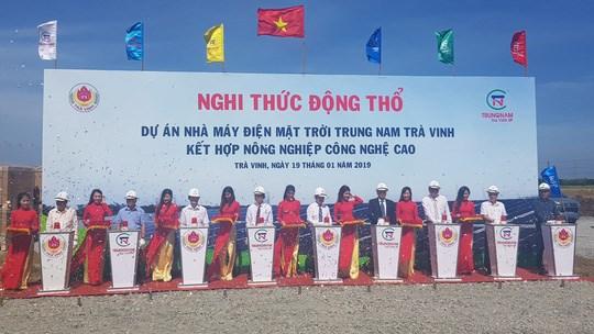 Provincia vietnamita invierte 154 millones de dolares en planta fotovoltaica hinh anh 1