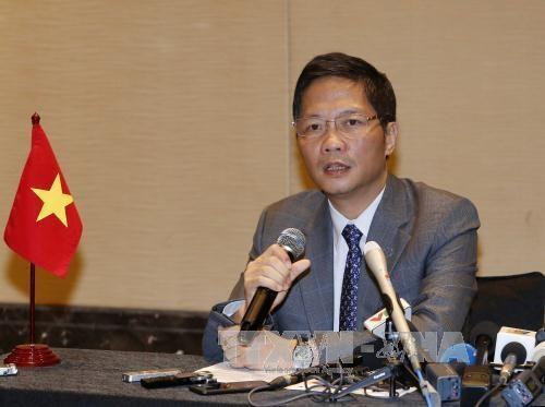 Vietnam y paises partes del CPTPP reafirman esfuerzos por cumplir sus compromisos hinh anh 1