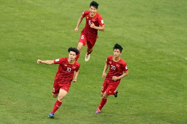 Vietnam avanza a cuartos de final de Copa Asiatica 2019 hinh anh 1
