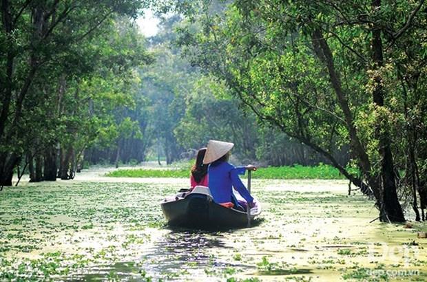 Provincia vietnamita de An Giang preve recibir a 9,2 millones de turistas en 2019 hinh anh 1