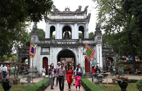 CNN continua promoviendo las imagenes de Hanoi durante el lapso 2019-2023 hinh anh 1