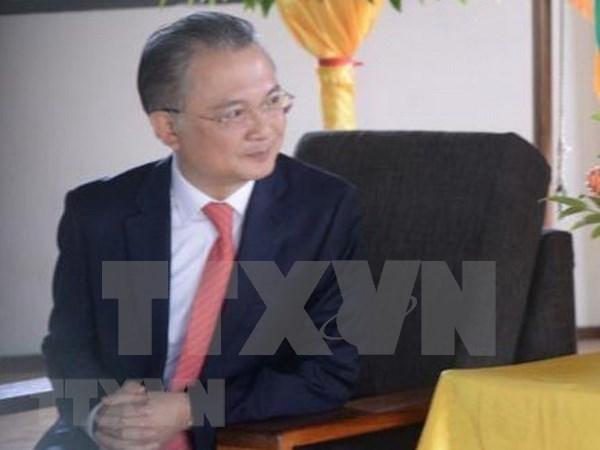 Celebran comunidades vietnamitas en el ultramar encuentros con motivo de Tet hinh anh 1