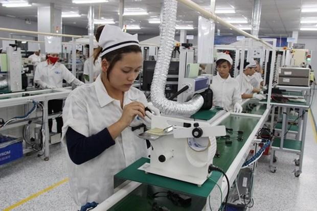 Abre Corea del Sur en Vietnam nueva oficina de promocion comercial hinh anh 1