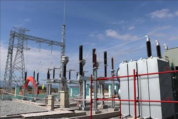Inauguran planta de energia solar en provincia survietnamita de Ninh Thuan hinh anh 1