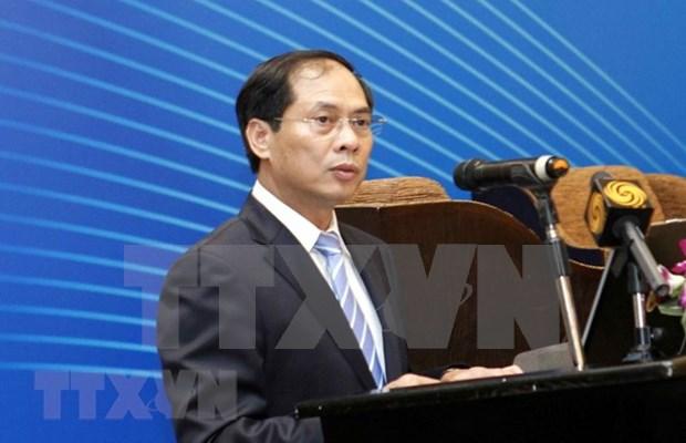 Participa Vietnam activamente en reunion de altos funcionarios del G20 hinh anh 1