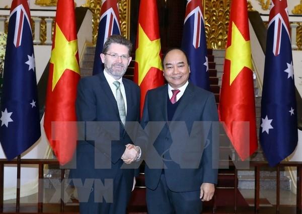 Vietnam y Australia fortalecen asociacion estrategica hinh anh 1