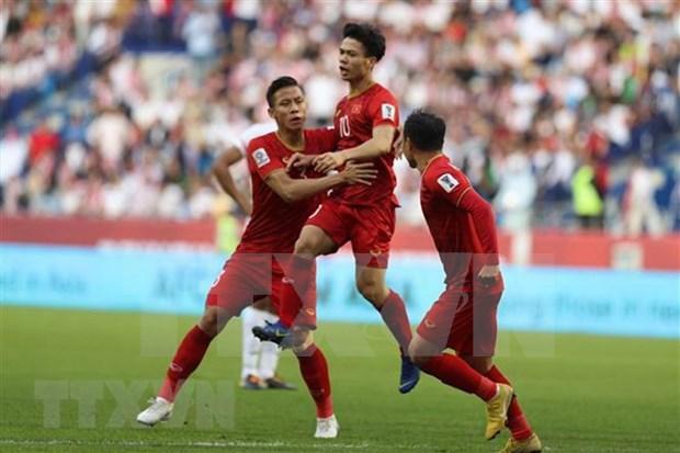 Elogia Premier vietnamita victoria del equipo del futbol de su pais en Copa Asiatica 2019 hinh anh 1
