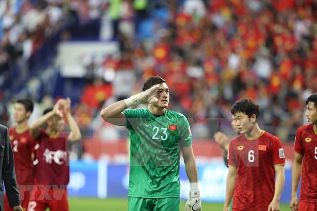 Sacudida la prensa internacional por victoria de la seleccion de futbol de Vietnam hinh anh 1