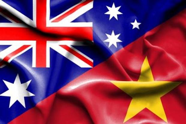 Celebran encuentro en Ciudad Ho Chi Minh por aniversario 231 del Dia Nacional de Australia hinh anh 1