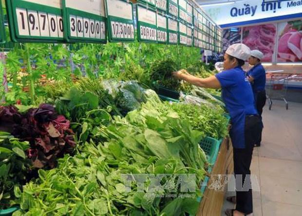 Presentaran en Hanoi medidas para asociar produccion y consumo de productos agricolas hinh anh 1