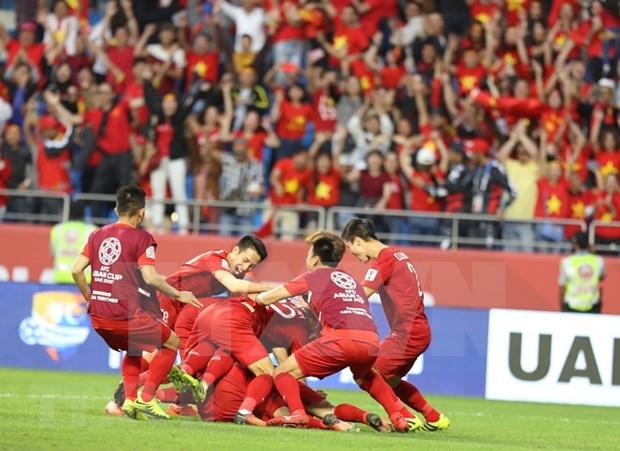 Ofrecen en Vietnam paquetes turisticos a EAU para cuartos de final de la Copa Asiatica 2019 hinh anh 1