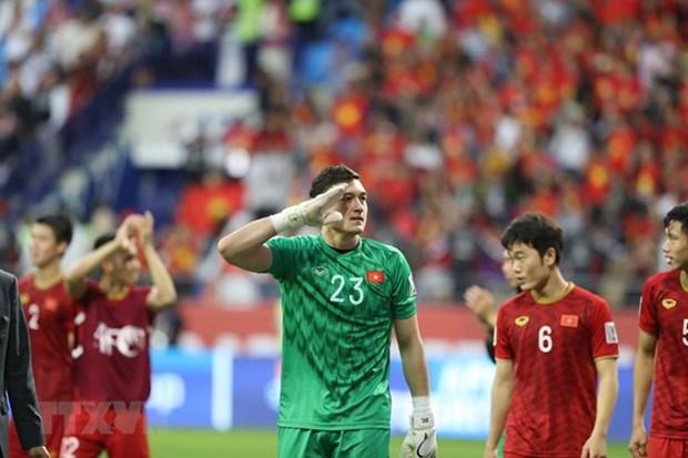 Enfrentara Vietnam a Japon en cuartos de final de Copa Asiatica 2019 hinh anh 1