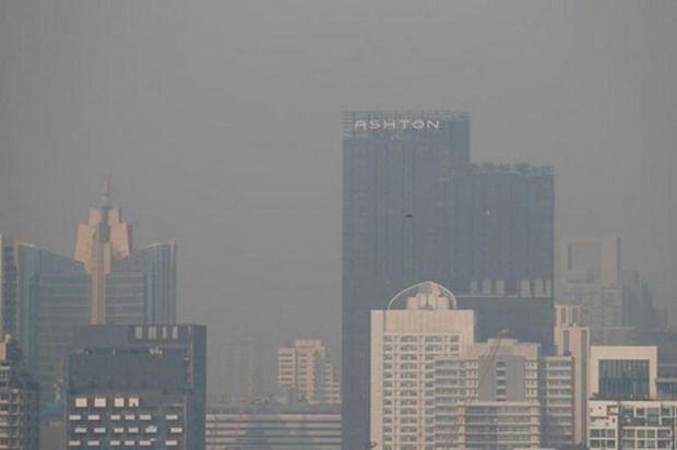 Capital de Tailandia cubierta por niebla toxica hinh anh 1