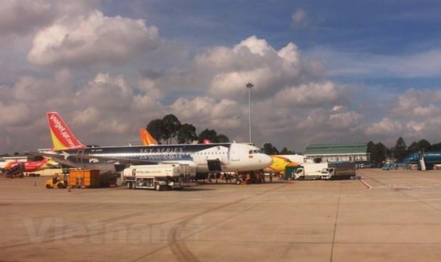 Aumenta aerolinea vietnamita Vietjet Air sus vuelos durante la fiesta del Ano Nuevo Lunar hinh anh 1