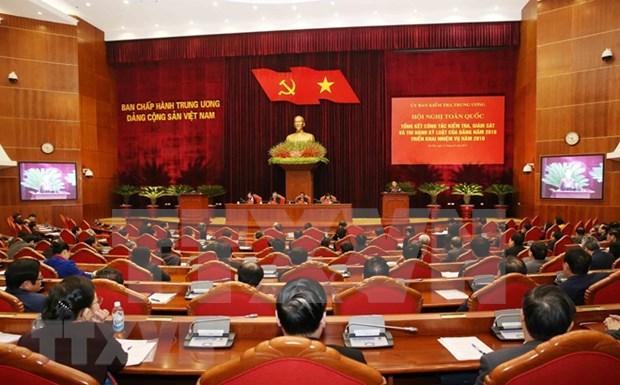 Exhorta dirigente legislativa de Vietnam a impulsar supervision de cargos de liderazgo hinh anh 1
