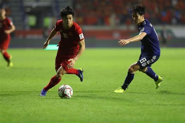 Choque Vietnam-Japon en Copa Asiatica 2019: David pierde ante el gigante Goliat hinh anh 1