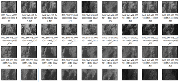 Capta satelite Micro Dragon de Vietnam fotos de zona maritima de Australia hinh anh 1