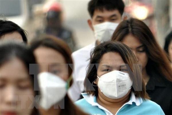 Cierran escuelas en Bangkok por contaminacion del aire hinh anh 1