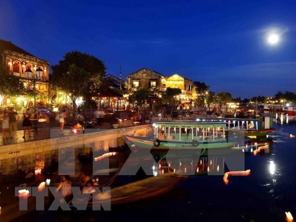 Eligen a ciudad vietnamita de Hoi An entre los mejores destinos de vacaciones del mundo hinh anh 1