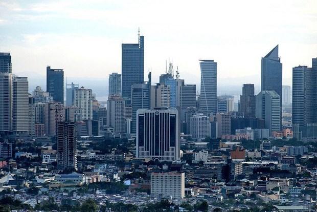 Crecio la economia filipina mas del seis por ciento por septimo ano consecutivo hinh anh 1