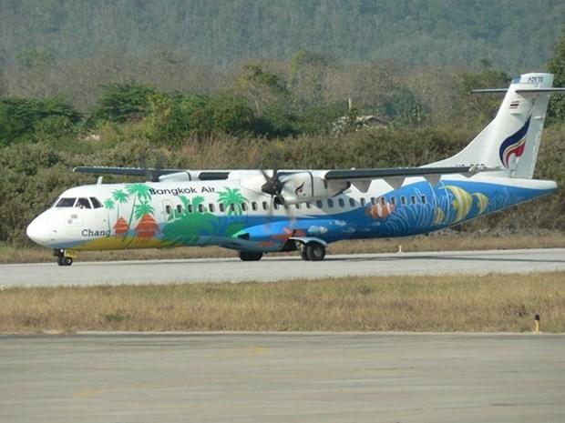 Inaugura Bangkok Airways ruta aerea entre capital tailandesa y ciudad vietnamita de Cam Ranh hinh anh 1