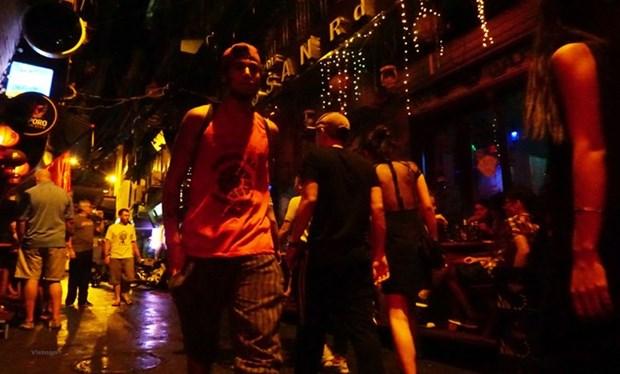 Celebran en Hanoi numerosas actividades por el Ano Nuevo Lunar hinh anh 1