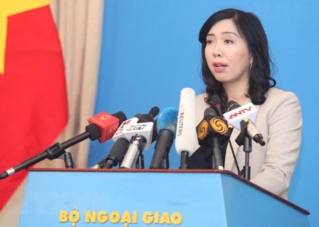 Buscan acelerar la firma y ratificacion de TLC Vietnam-UE hinh anh 1