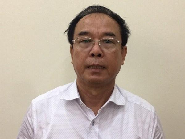Inician procedimiento legal contra exdirigente de Ciudad Ho Chi Minh por violaciones de regulaciones estatales hinh anh 1