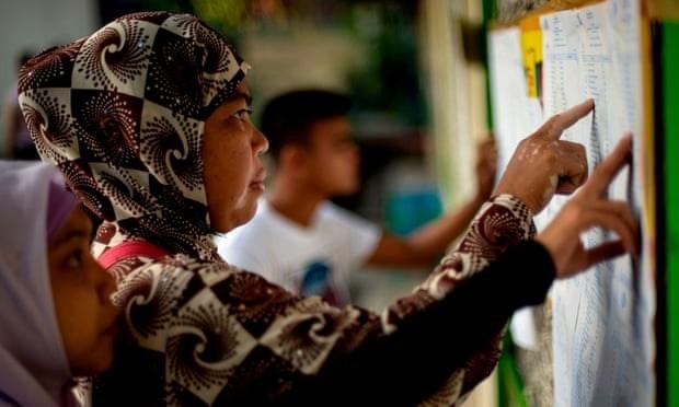 Electores filipinos votan a favor de la creacion de region autonoma musulmana del Sur hinh anh 1