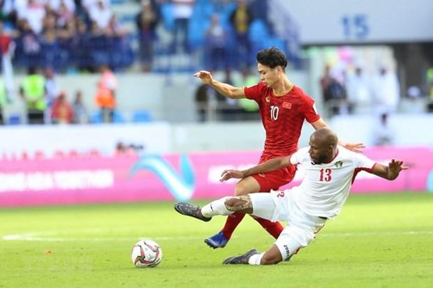 Prensa internacional resalta desempeno de seleccion vietnamita de futbol en Copa Asiatica hinh anh 1