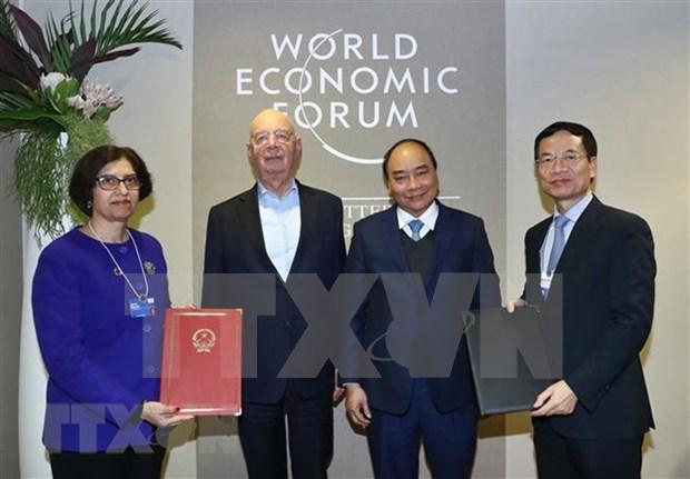 Vietnam respalda ideas y modelos de negocios innovadores, reitera el premier Xuan Phuc hinh anh 1