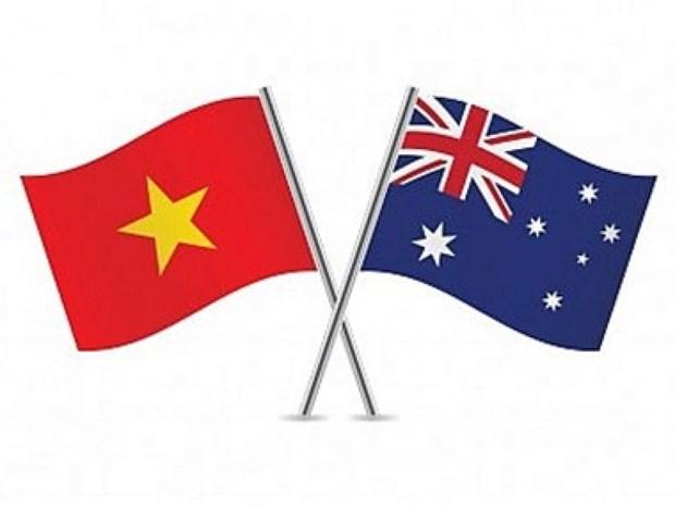 Felicitan dirigentes vietnamitas a Australia por su Dia Nacional hinh anh 1