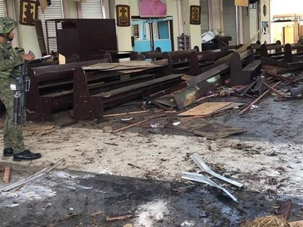 Vietnam expresa condolencias por atentado terrorista en Filipinas hinh anh 1
