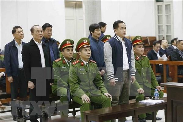 Inician en Vietnam juicio contra Phan Van Anh Vu por abuso de funciones hinh anh 1