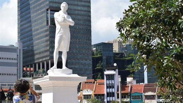 Conmemora Singapur aniversario 200 de la llegada de Thomas Stamford Raffles hinh anh 1
