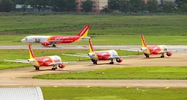 Aerolineas de Vietnam agregaran tres mil 650 vuelos en rutas domesticas durante las fiestas del Tet hinh anh 1