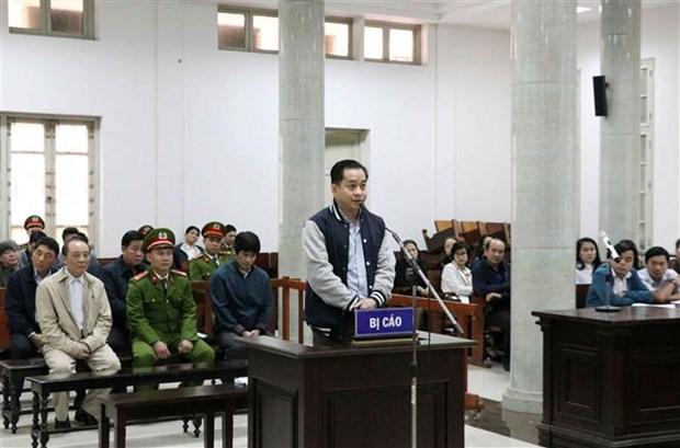 Condenado Phan Van Anh Vu a 15 anos de prision por abuso de funciones hinh anh 1