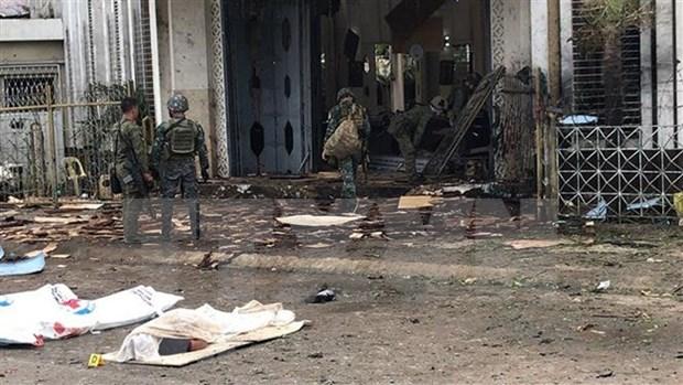 Dispuesto banco asiatico a apoyar a Filipinas tras doble ataque en Mindanao hinh anh 1