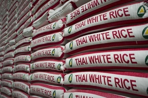 Superan exportaciones de arroz de Tailandia los 11 millones de toneladas en 2018 hinh anh 1