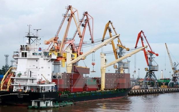 Actividades comerciales de Vietnam reportan senales alentadoras en primer mes de 2019 hinh anh 1